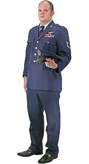 U.S. Air Force Sergeant Costume