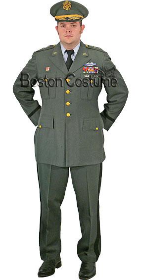 U.S. Army General Costume