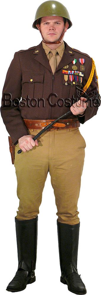 General George S Patton Costume At Boston Costume