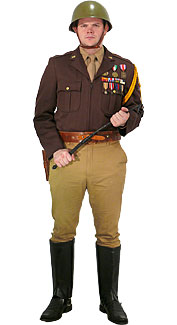 General George S. Patton Costume