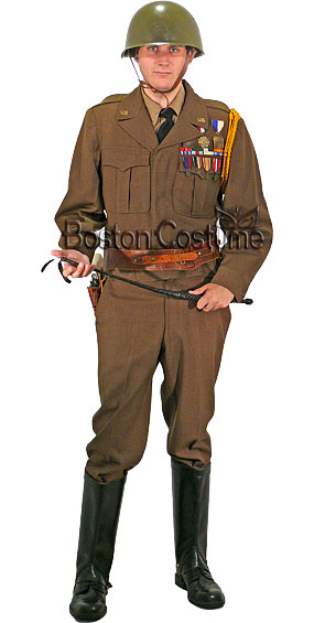 General George S. Patton Costume