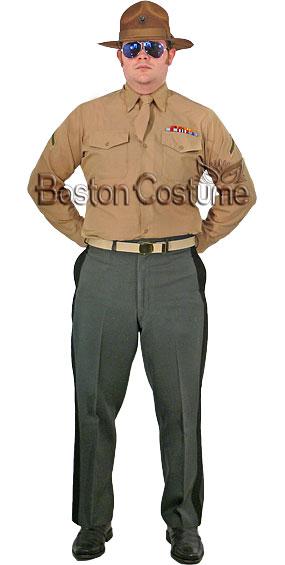U.S. Marine Corps Drill Instructor Costume