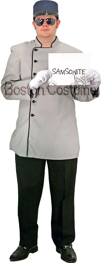 Chauffeur Costume At Boston Costume