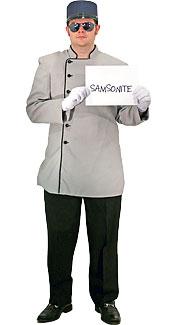 Chauffeur Costume