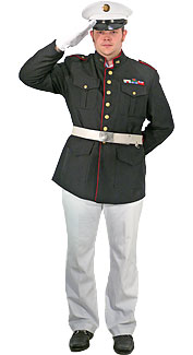 U.S. Marine Corps Summer Dress Uniform