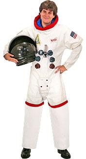 Apollo Space Suit Costume
