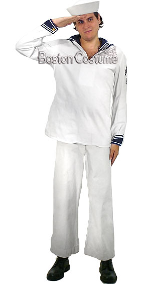 U.S. Navy Sailor Costume