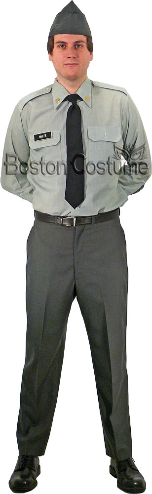 Green Class A Uniform 105