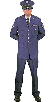 U.S. Air Force Service Dress Uniform