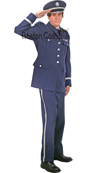 U.S. Air Force Second Lieutenant Costume