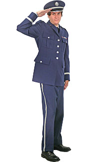 U.S. Air Force Second Lieutenant Costume