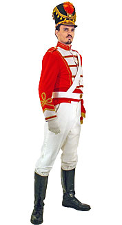 French Color Sergeant Costume