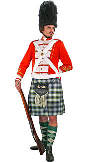 Gordon Highlander Private Costume