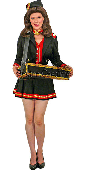 Cigarette Girl Costume