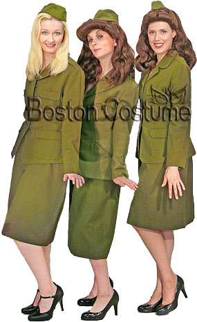 Andrews Sisters Costumes