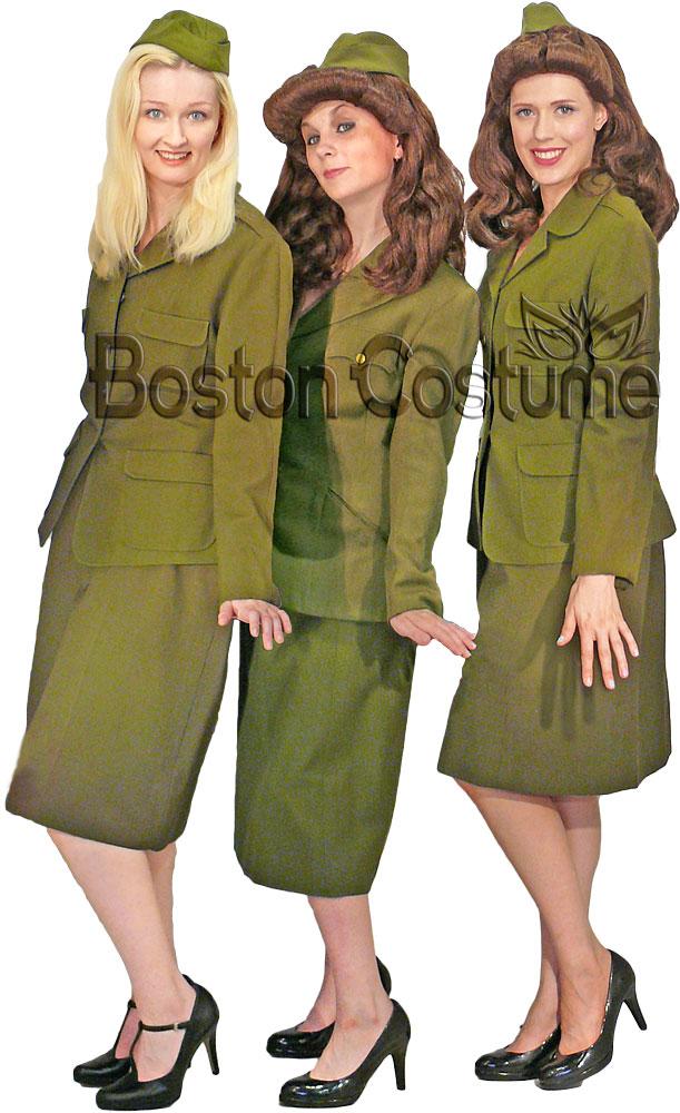 Andrews Sisters Costumes  sc 1 st  Boston Costume & Andrews Sisters Costumes at Boston Costume