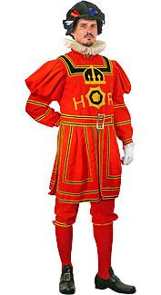 Yeoman Warder Costume