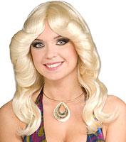 Disco Doll Wig