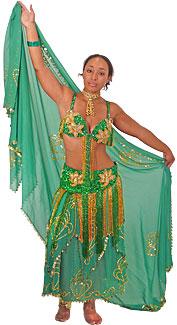 Belly Dancer Costume