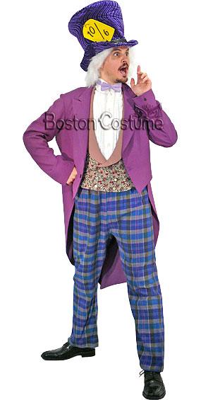 Crazy Milliner Costume