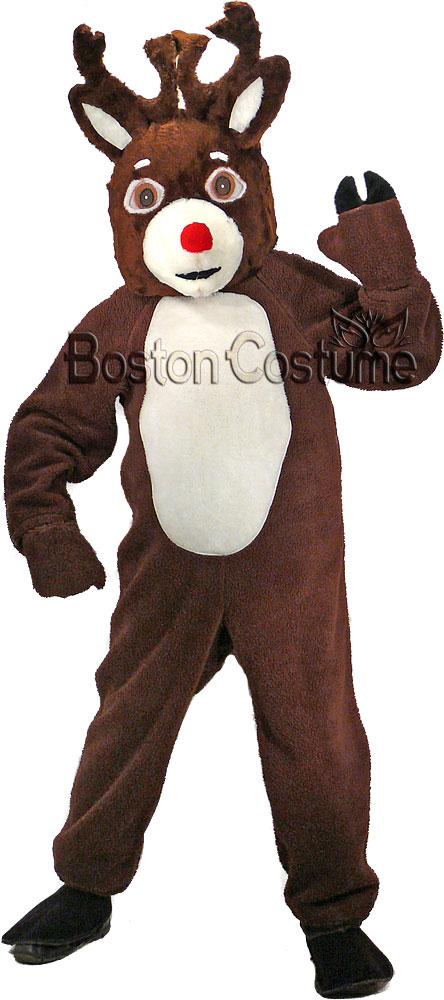 Reindeer Costume At Boston Costume