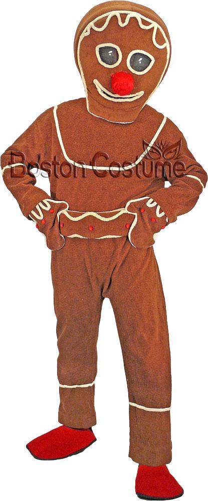 Gingerbread Man Costume  sc 1 st  Boston Costume & Gingerbread Man Costume at Boston Costume