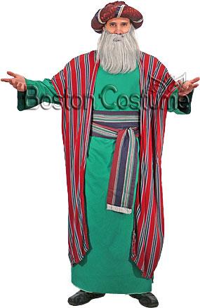 Magi Costume