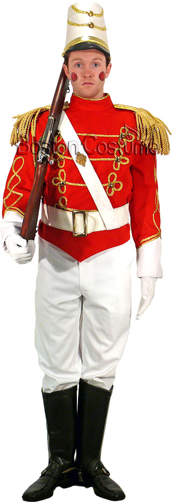 Toy Soldier Costume At Boston Costume