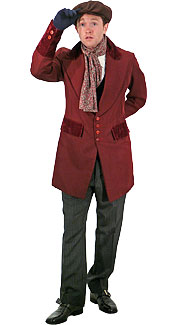 Bob Cratchit Costume