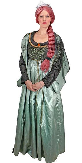 Lady Ogre Costume
