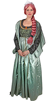 Lady Ogre Costume