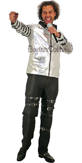 Michael Jackson Galaxy Bad World Tour Costume