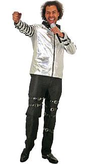 Michael Jackson Galaxy Bad World Tour Costume
