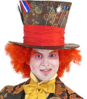 Crazy Milliner Hat