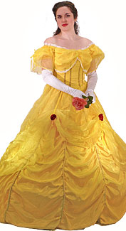 Victorian/Crinoline Woman