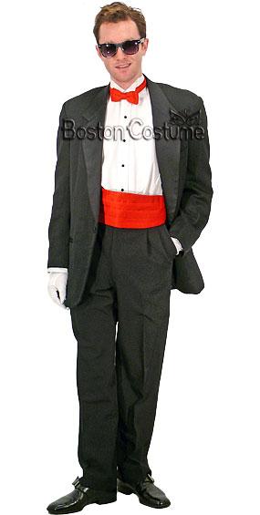 Tuxedo Rental Costume
