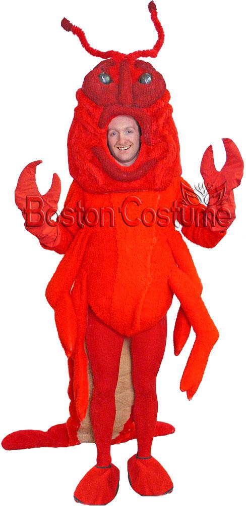 lobster costume at boston costume