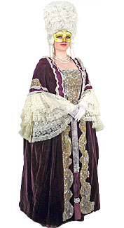 Deluxe 18th Century/Colonial Woman Costume