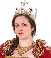 Fleur-de-lis Crown