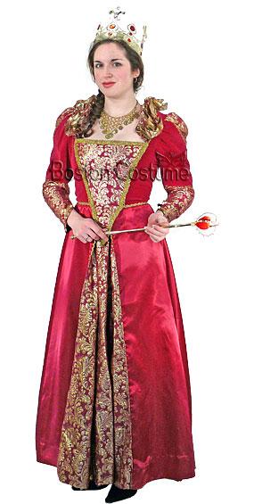 Queen Costume