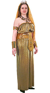 Biblical Woman Costume