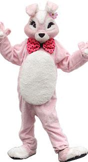 Deluxe Pink Bunny Rabbit Costume