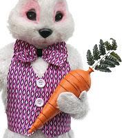 Giant Carrot Prop