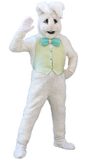 White Bunny Rabbit Costume