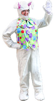 Open-Faced Bunny Rabbit Costume