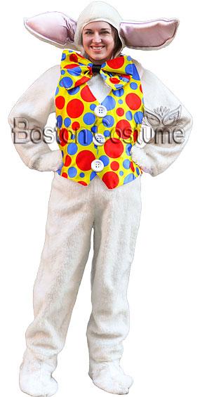 Open-Faced Lamb Costume
