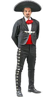 Mariachi Man Costume
