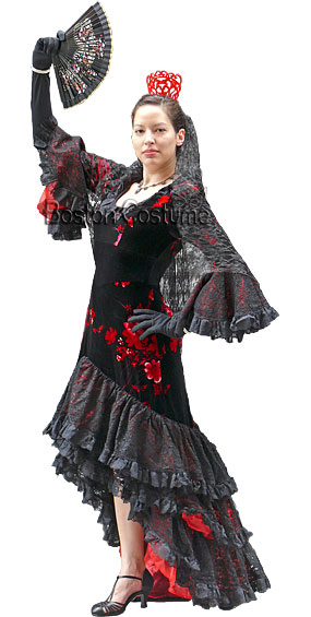 Señorita Costume