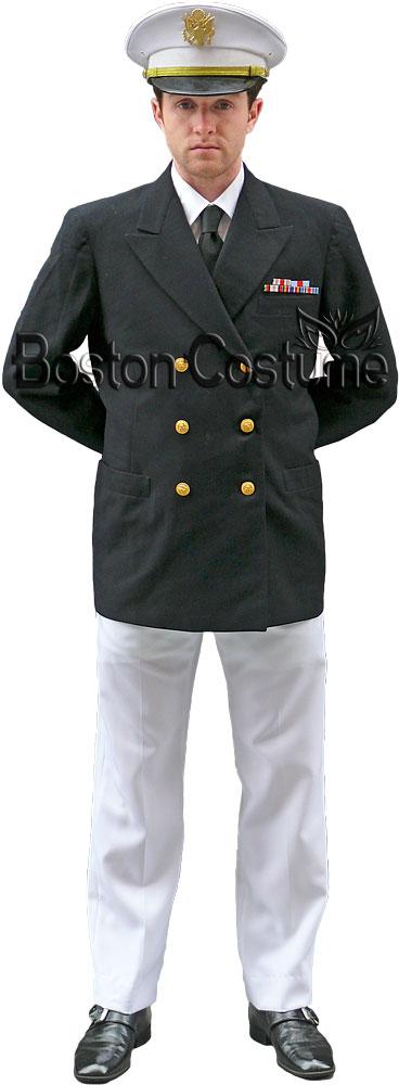 World War Ii U S Navy Officer Costume At Boston Costume