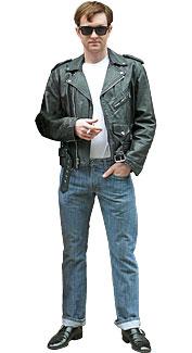 1950's Leather Jacket